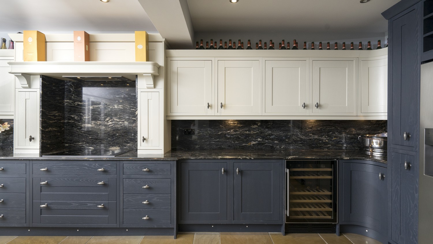 Timber Shaker Kitchens Liverpool, designed and supplied in Ormskirk, Liverpool